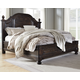 Camilone Cal King Panel Bed