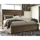 Leystone Queen Panel Bed