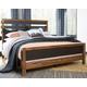 Harlynx Queen Panel Bed
