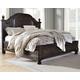 Camilone Queen Panel Bed