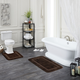 Mohawk Facet Bath Rug Almond (2'x3' 4