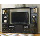 Shay 4-Piece Entertainment Center with Wireless Pairing Speaker