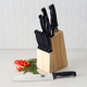 Home Accents 15 Piece Knife Set with Block