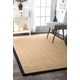 Nuloom Machine Woven Orsay Sisal 5' x 8' Area Rug