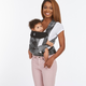 Kolcraft Contours Cocoon Hybrid Buckle Tie 5-in-1 Baby Carrier