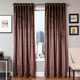 Tantra Tantra Velvet Lined Curtain Panel