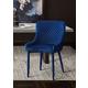 Draco Draco Navy Velvet Chair