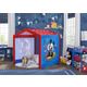 Delta Children Disney Mickey Mouse Indoor Playhouse With Fabric Tent For Boys And Girls
