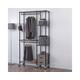 TRINITY 41x14x76 Mobile Closet Organizer