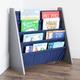 Humble Crew Newport Kids Bookshelf 4 Tier Book Organizer