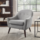 Cecil Gray Accent Chair