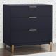 Delta Children Hendrix 3 Drawer Dresser