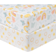 Sammy and Lou Butterfly Sun 2 Pack Microfiber Fitted Crib Sheets