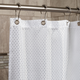Honey-Can-Do Fabric Curtain Liner