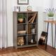 Honey-Can-Do 6 Cube Premium Laminate Storage Shelf