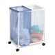 Honey-Can-Do 2 Bag Mesh Laundry Sorter