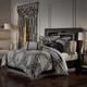 J. Queen New York Vera 4-Piece King Comforter Set
