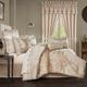 Five Queens Court Cresmont 4-Piece Queen Comforter Set
