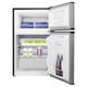 Kenmore 3.2-Cu. Ft. 2-Door Compact Refrigerator