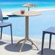 Siesta Outdoor Octopus Round Bistro Table