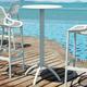 Siesta Outdoor Octopus Round Bar Table