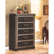 Coal Creek Chest of Drawers