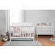 Carter's by Davinci Dakota 4-in-1 Convertible Crib in White
