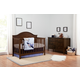 Carter's by Davinci Nolan 4-in-1 Convertible Crib in Expresso