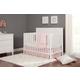 Carter's by Davinci Morgan 4-in-1 Convertible Crib in White