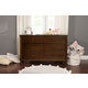 Carter's by Davinci Morgan 6-Drawer Double Dresser in Espresso