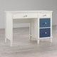 Little Seeds Monarch Hill Poppy Kids Blue and White Desk