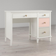 Little Seeds Monarch Hill Poppy Kids Peach and Taupe Desk