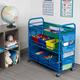 Honey-Can-Do 3-Tier Rolling Teacher's Activity Cart
