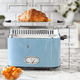 Russell Hobbs Retro Two Slice Toaster