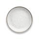 Tarhong Retreat Pottery White Bamboo Salad Plate (Set of 6)