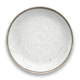 Tarhong Retreat Pottery White Bamboo Dinner Plate (Set of 6)