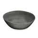 Tarhong Faux Blackened Wood Serve Bowl