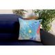 Cirrus Oceania Indoor/Outdoor Pillow Ocean 18