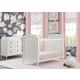 Delta Children Madeline 4-in-1 Convertible Crib