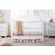 Carter's by Davinci Fiona 4-in-1 Convertible Crib in White