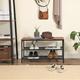 VASAGLE 3-Tier Shoe Storage Organizer