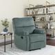 Dorel Living Sterling Sofa Recliner Chair for Living Room