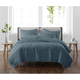 Cannon Solid 3-Piece Full/Queen Quilt Set