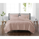 Cannon Solid 3-Piece King Quilt Set