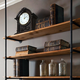 Bedford Wood Mantel Clock with Chimes