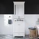 Atwater Living Jazmyne 24 Inch Bathroom Vanity with Sink, White