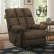 Dorel Living Padded Massage Chair Recliner