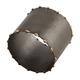 Saro Lifestyle Dot Rim Iron Napkin Ring (Set of 4)