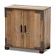 Cyrille 2-Door Shoe Cabinet