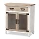Deacon 2-Door Storage Cabinet